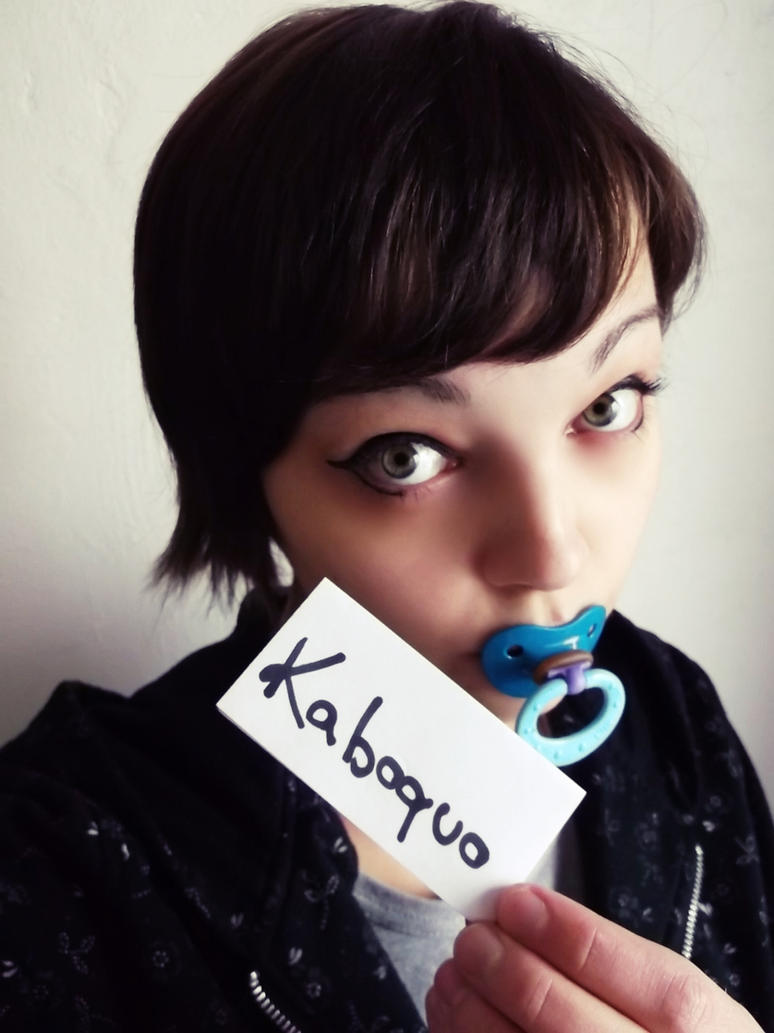 Fansign - Kaboquo by Esarina