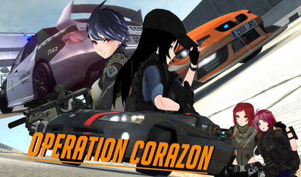 [BeamNG.drive/MMD] Operation Corazon.