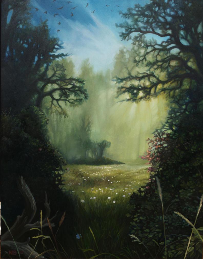Meadow Clear by N8grafica