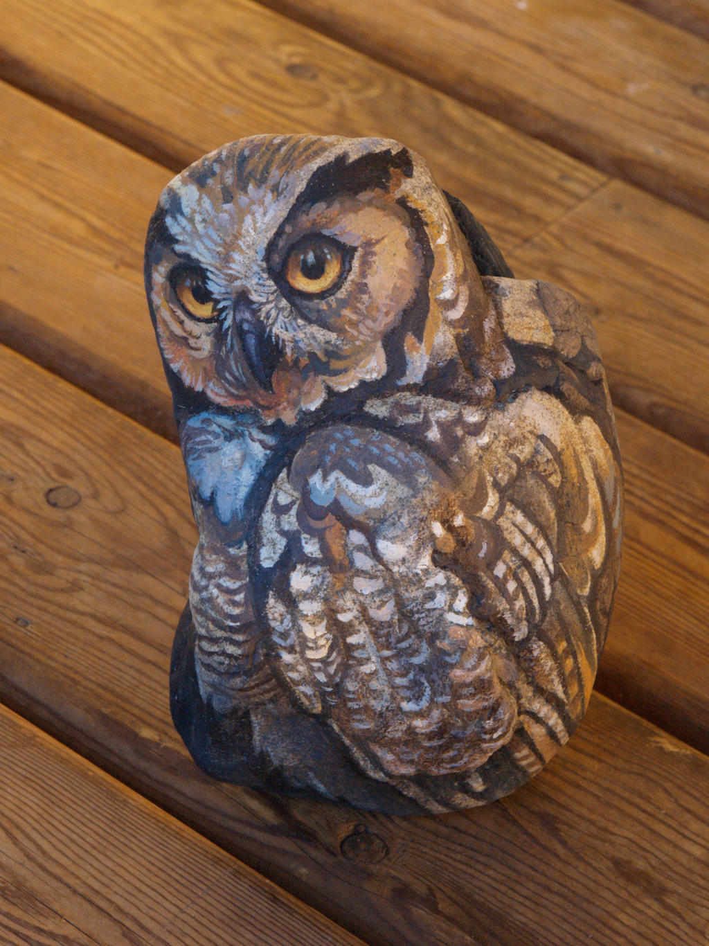great horn owl by N8grafica