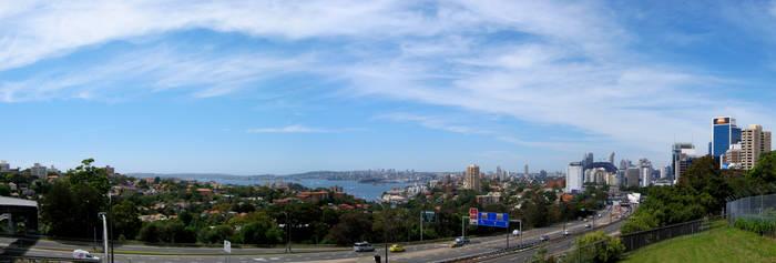 North Sydney by damiankafe