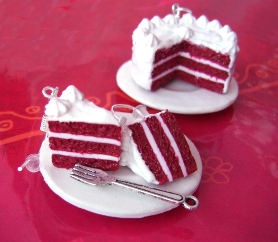 Cake Art Red Velvet Cake Mix : Red velvet cake by mmagda on deviantART