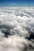 Sky from plane III by deadenddoll-stock