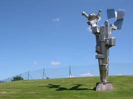 Sculpture by deadenddoll-stock