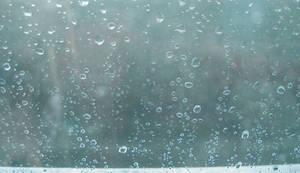 Water on glass II