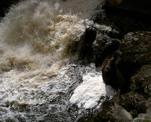 Waterfall by deadenddoll-stock