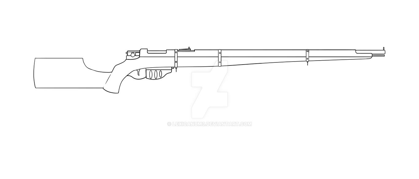 Rifle by Lexicanum3