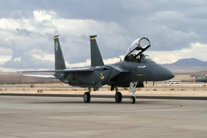 F-15E Strike Eagle by CopperbeltJack