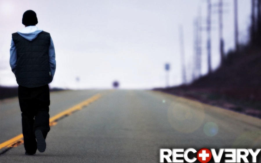 Recovery Eminem Eminem Recovery by dan...