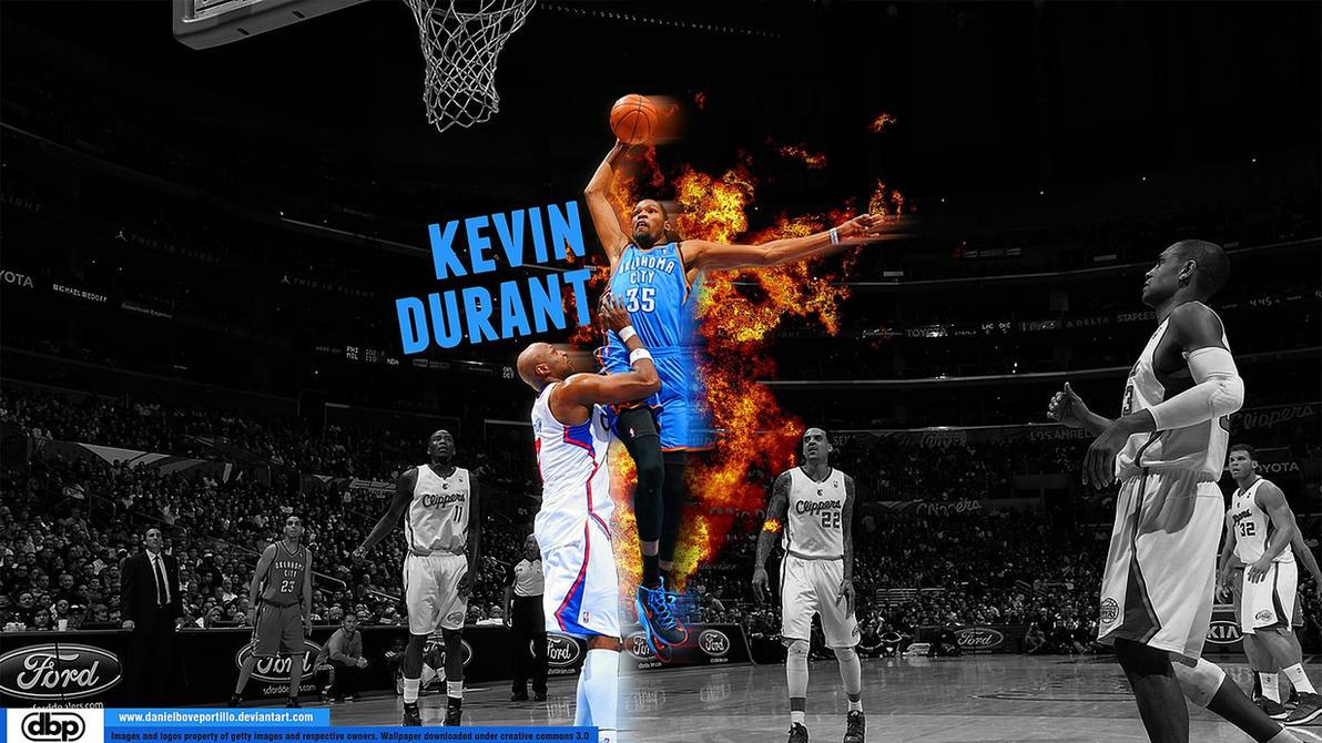 Kevin Durant Shoes  Blue