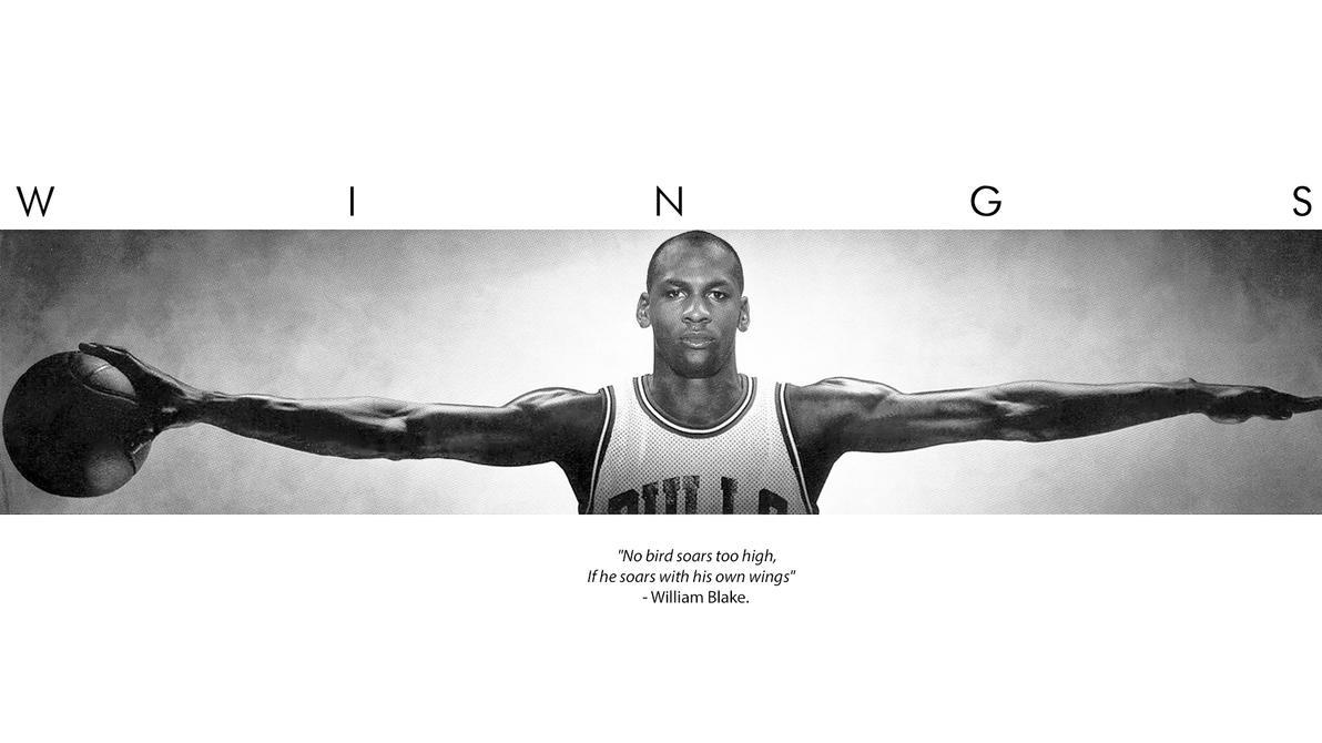 Michael Jordan WINGS by danielboveportillo