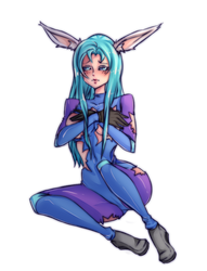 Bunnygirl - Another request by Swingster