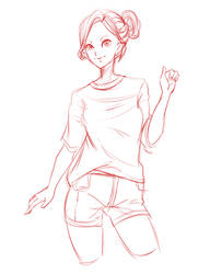 Red Sketch