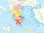 The Peloponnesian War (431 - 404 BC)