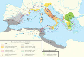 Rome and Carthage ~ The Punic Wars (264 - 201 BC) by Undevicesimus