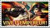 Napoleon Bonaparte stamp by Undevicesimus