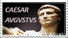 Augustus stamp by Undevicesimus