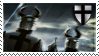 Teutonic Knights stamp by Undevicesimus