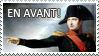 Napoleon Bonaparte stamp