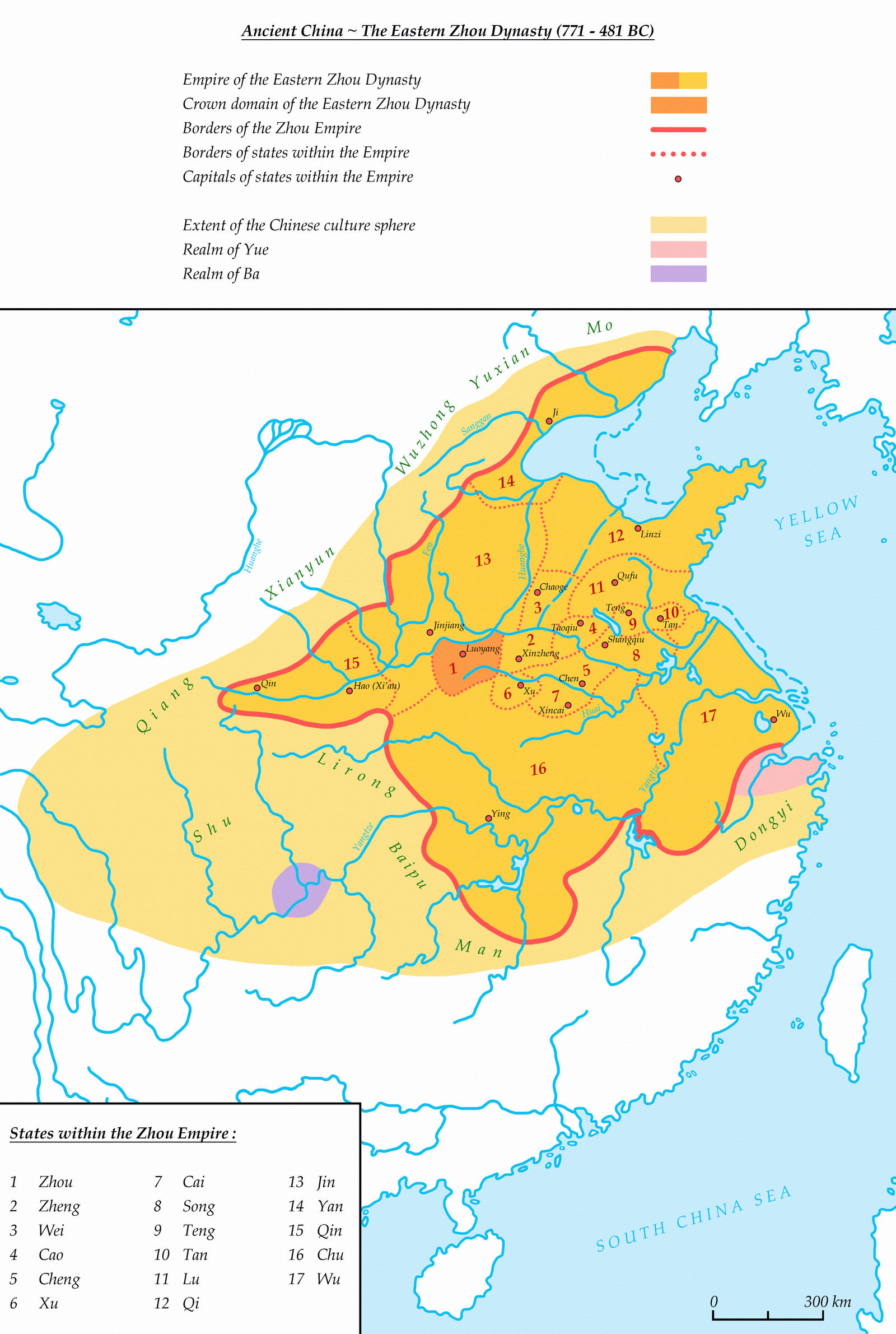 Zhou dynasty pictures posters news and videos on your pursuit zhou dynasty picture the eastern zhou dynasty 770 4 buycottarizona Choice Image