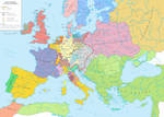 Europe (AD 1648) ~ The Peace of Westphalia