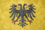 Holy Roman Empire ~ Grunge Flag (1433 - 1806)