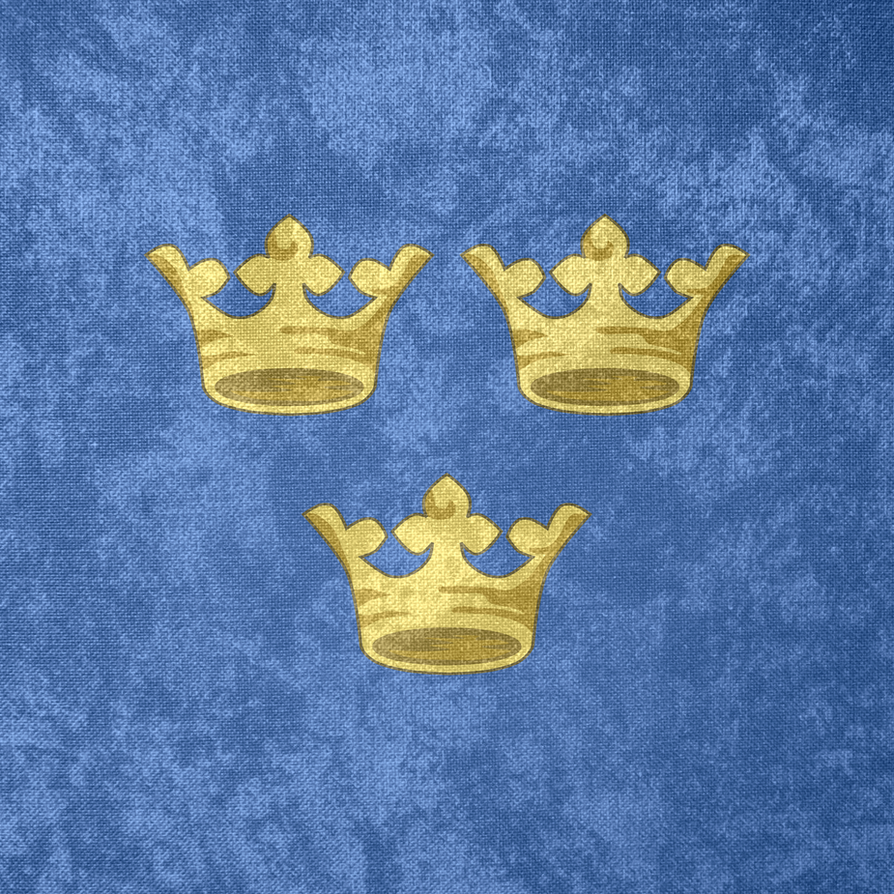 kingdom_of_sweden___coa_grunge_flag__152