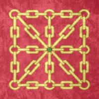 Kingdom of Navarre ~ Grunge Flag (1234 - 1620) by Undevicesimus