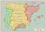 The Iberian Kingdoms (c. 1270)