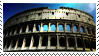 Colosseum stamp by undevicesimus