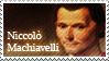 Niccolo Machiavelli stamp