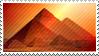 Great Pyramids of Giza stamp