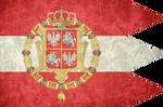 Poland-Lithuania ~ Grunge Flag (1587 - 1795)