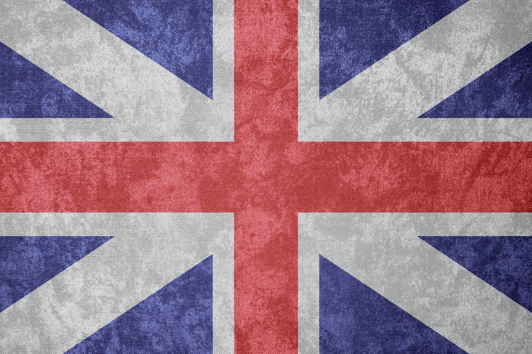 Great Britain ~ Grunge Flag (1707 - 1801) by Undevicesimus
