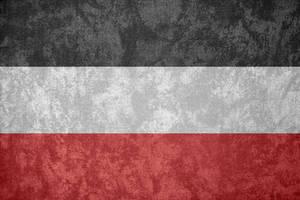 German Empire ~ Grunge Flag (1871 - 1918) by Undevicesimus