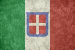 Kingdom of Italy ~ Grunge Flag (1861 - 1946)