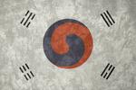 Korean Empire ~ Grunge Flag (1882 - 1910)