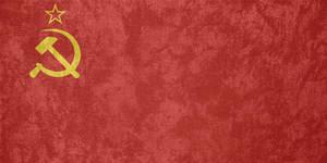 Soviet Union (USSR) ~ Grunge Flag (1923 - 1955)