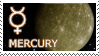 Mercury stamp by Undevicesimus