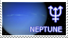 Neptune stamp by Undevicesimus