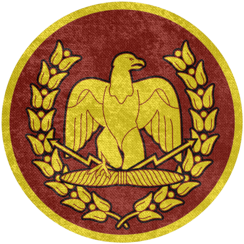 total war rome 2 rome faction symbol by undevicesimus