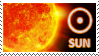 Sun stamp by Undevicesimus