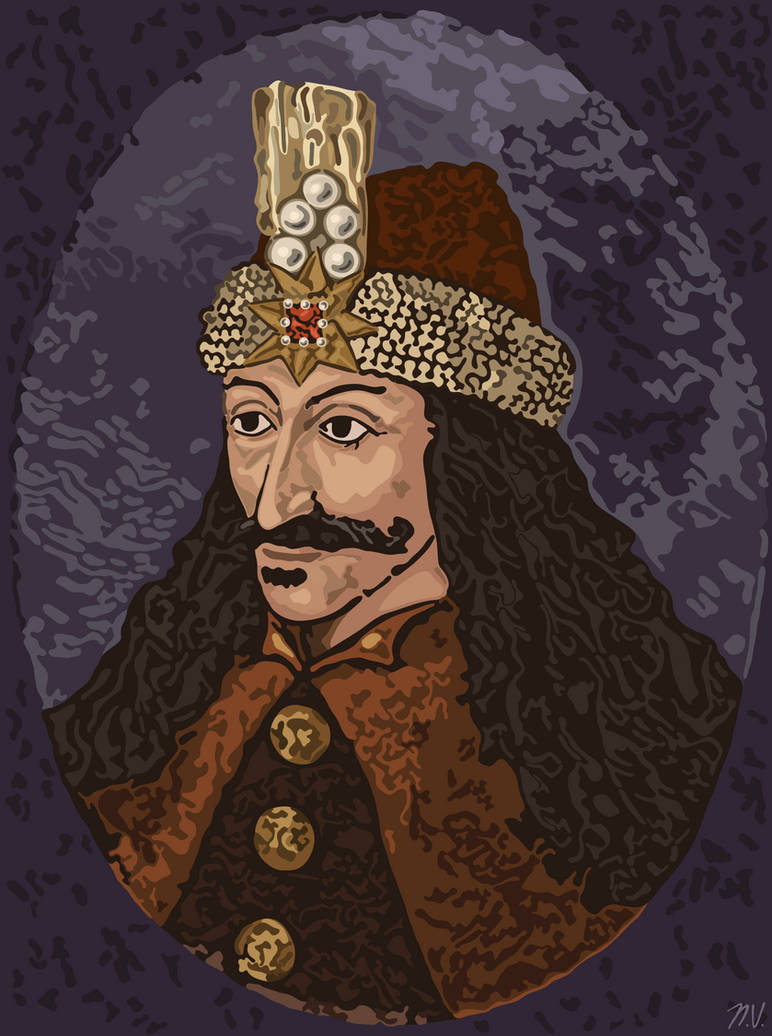 Vlad III Dracula (portrait)
