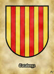 Arms of Catalonia