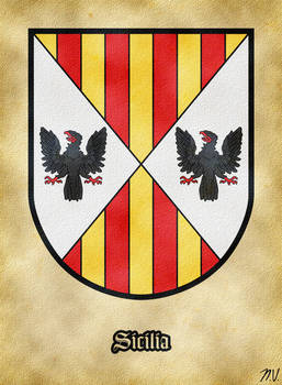 Arms of Sicily