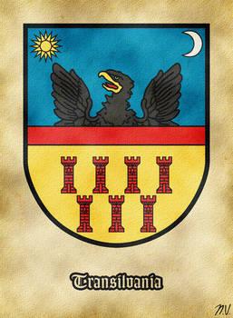 Arms of Transylvania