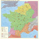 The Roman Conquest of Gaul, 58 - 51 BCE