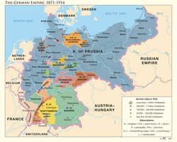 The German Empire, 1871 - 1914