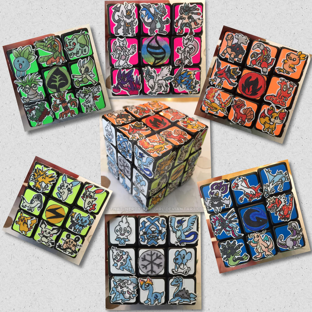 Rubiks Cube Big Brother The Rubik Cube Locker ·  Http://img04.deviantart.net/3f38/i/2016/
