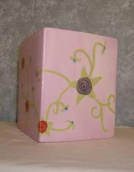Square Flower  Pot